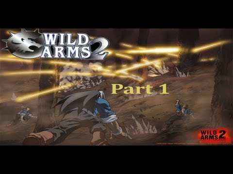 Wild Arms 2 - Let's Play Wild Arms 2: Part 1 - Lilka The Sorceress