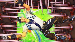 *MAX HEIGHT* DROPPER Custom Gamemode in Fortnite Battle Royale!