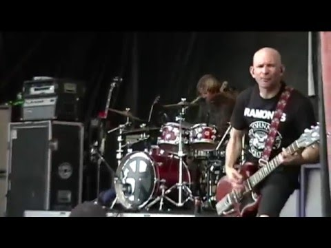 Bad Religion - Full show at Warped Tour (Shakopee, MN 8-2-2009)