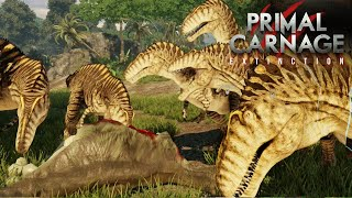 ACROCANTHOSAURUS!! Primal Carnage Extinction