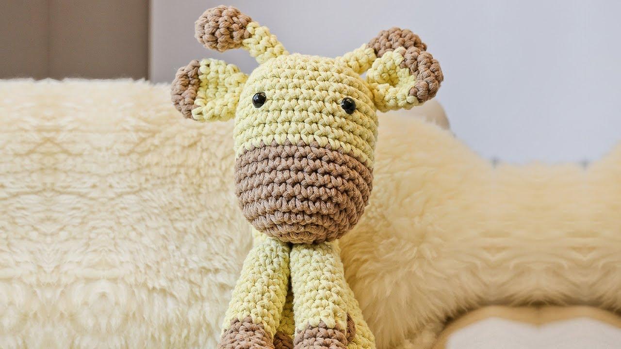 Amigurumis - Bonecos em crochê | Unicórnio de crochê, Girafa, Bonecas | 720x1280
