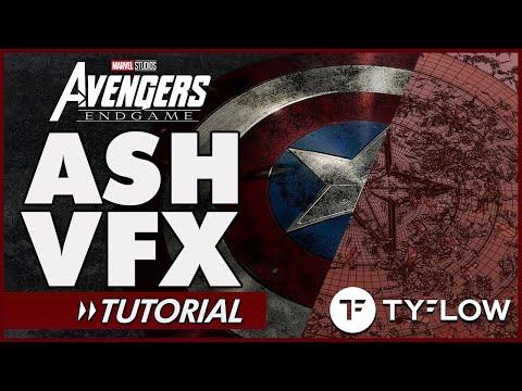 Tyflow Ash Tutorial (3DS Max Vray) - Avengers Endgame VFX