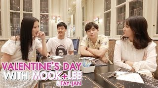 VATENTINE 'S DAY WITH MOOK+LEE & TAY-JAN [FULL.EP]