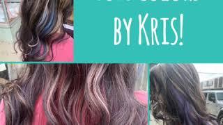 Fun colors by Kris!