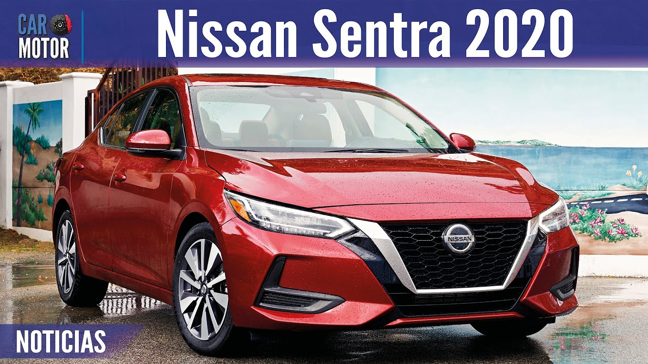 Nuevo Nissan Sentra 2020 - Más barato que el nuevo Toyota Corolla!! 😱 | Car Motor