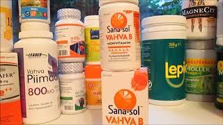 видео Витамины из Финляндии