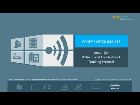 Virtual Local Area Network Trunking Protocol | VTP Modes Configuration | CCNP Course Videos