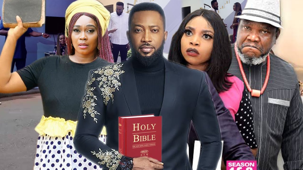 Download THE GODLY FRATERNITY 3&4 - FREDERICK LEONARD 2021 NEWEST  TRENDING NIGERIAN MOVIE