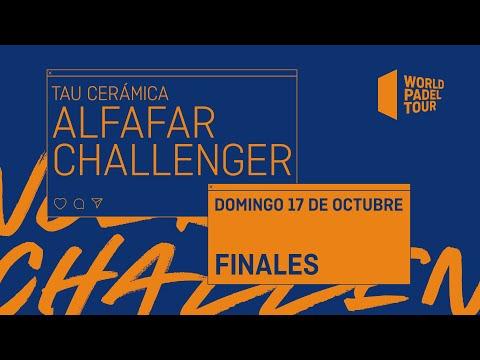 Finales - Tau Cerámica Alfafar  Challenger 2021  - World Padel Tour
