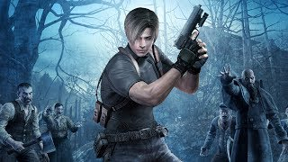 Chicago Typewriter RE4!! (Resident Evil 4)