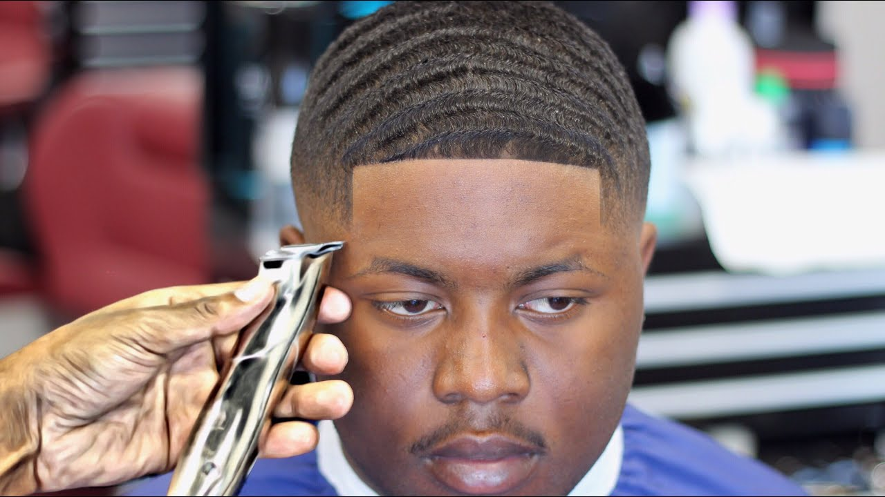 Freshest 360 Wave Fade Wahl Guard Steps Hd Youtube