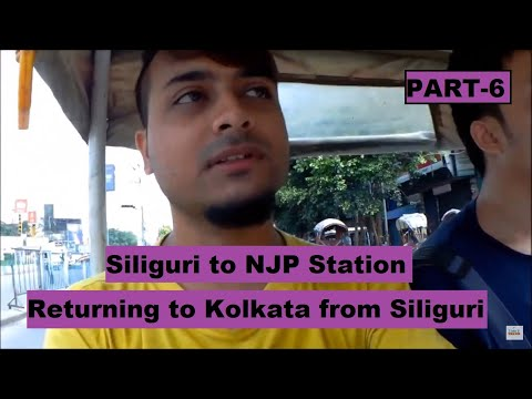 Returning To Kolkata From Siliguri| By Time 2 Travel