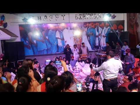 Maharishi Sourav Live