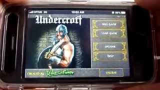 Undercroft - iPhone Video Review (Video Game Video Review)