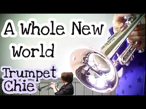 【A Whole New World 】trumpet solo