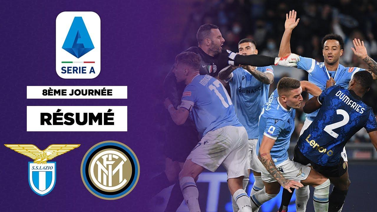 Download 🇮🇹 Résumé - Serie A : la Lazio renverse l'Inter !