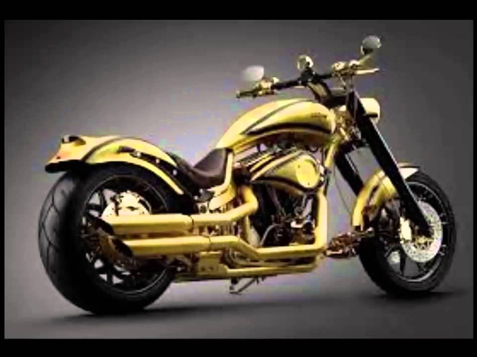 Les Plus Belles Motos Harley Davidson