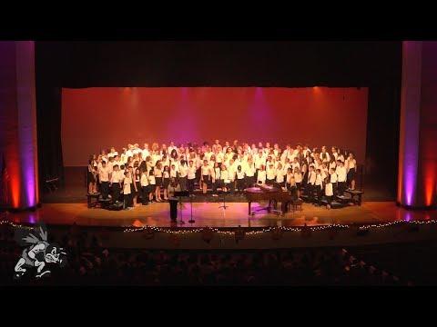 BBHMS October Choir Concert 2017