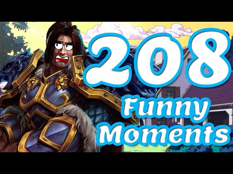 Heroes of the Storm: WP and Funny Moments #208