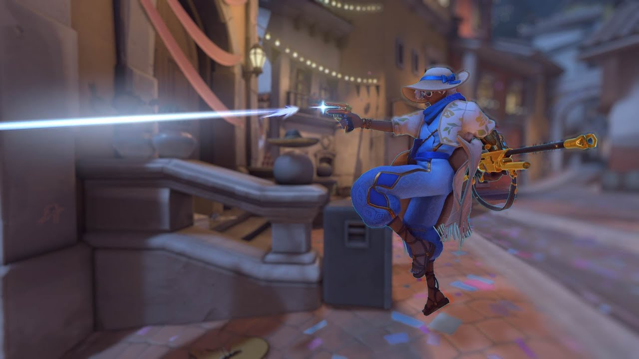 The Best Part About Playing Ana