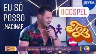 [Exclusivo] Eduardo Costa canta música Gospel e prega no Teleton 2018