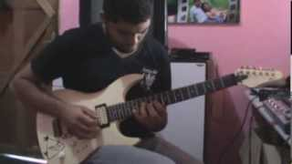 Golden Resurrection See my commands cover solo intro Rafael Ramos