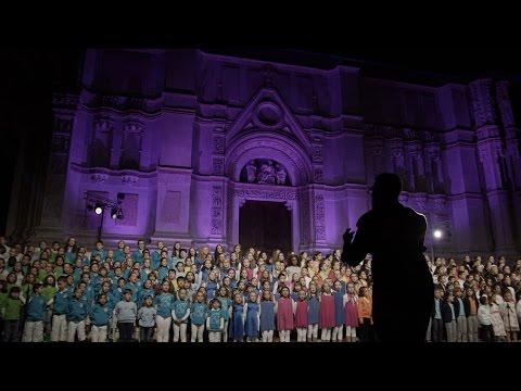 I Cori della Galassia e il Piccolo Coro dell'Antoniano di Bologna in concerto