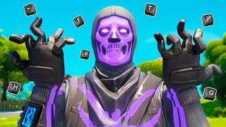 fortnite with the WORST keybinds..