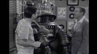 DG - MAYNARD AND ROBBY THE ROBOT
