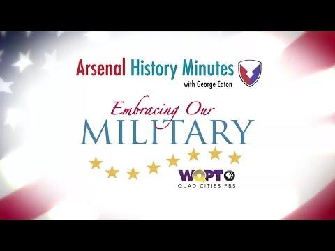 Arsenal History Minutes | 1776 Continental Navy captures 1st British warship | WQPT