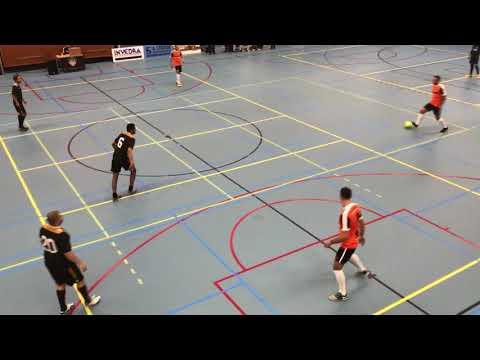 Futsal Club Veenendaal  -  AL Andalus 2