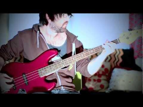 Nirvana - Frances Farmer Will Have Her Revenge On Seattle (Bass Cover)
