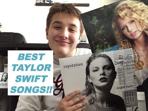 TOP 30 BEST TAYLOR SWIFT SONGS!!