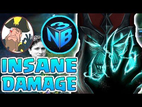 Tobias Fate EXPOSING Nightblue3 INSANE 1000AP ONESHOT COMEBACK OMG | League of Legends
