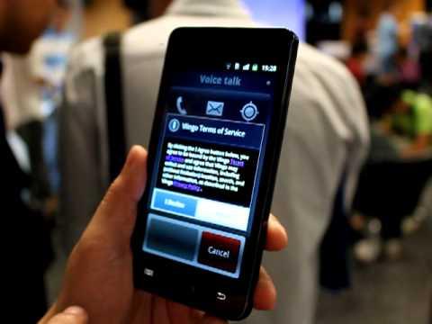 เปิดตัว Samsung Galaxy S II ในไทย
