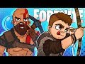 BOY! Squads With Sunny Suljic! - Fortnite Battle Royale!
