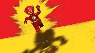 "LEGO The Flash:  Crimson Comet - Episode 1 (Season 2) ""My Name Is Eobard Thawne"""