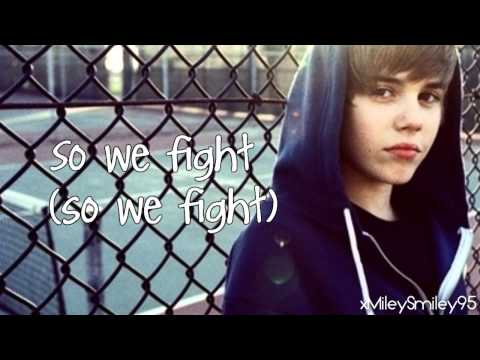 Justin Bieber - Down To Earth (with lyrics)