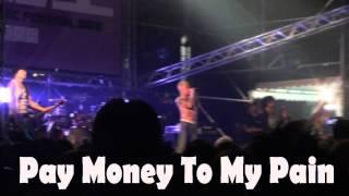 Pay Money To My Pain樂團-PICTURES@20120310大港開唱Mega Port Festival