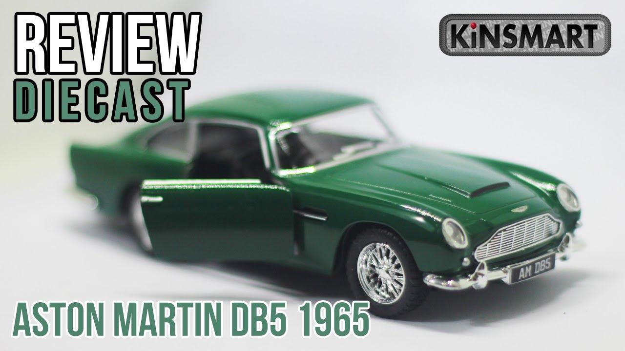 Martins Auto Salvage >> Kinsmart Diecast Classic Aston Martin Db5 1965 Review