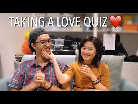 How Far Will We Go For Love ?! | Quiz with my bf Sam [Charissahoo]