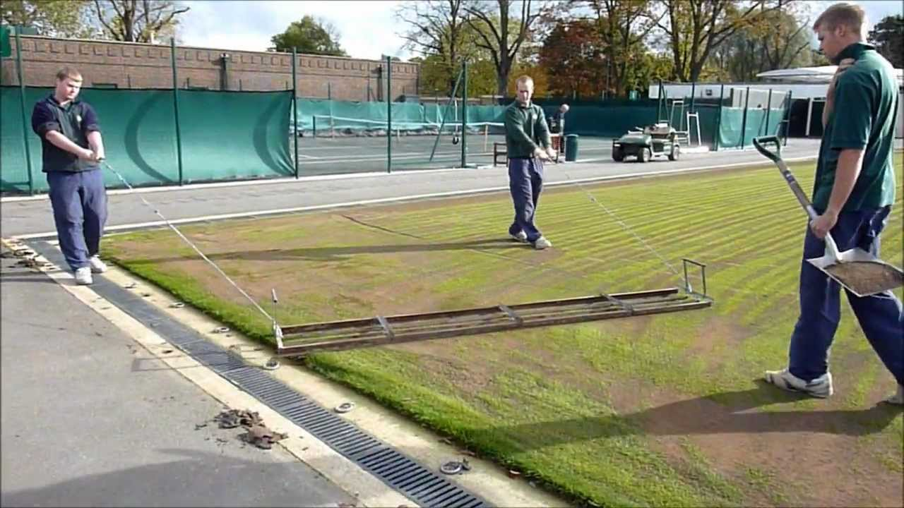 bms levelawn lute 10ft 3m wide topdressing and levelling