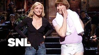 Monologue: Cameron Diaz Intr๐duces Her Butt Choreographer - SNL
