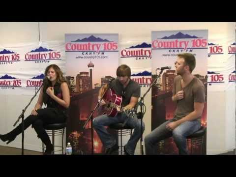 Lady Antebellum - Need You Now (Live Acoustic)