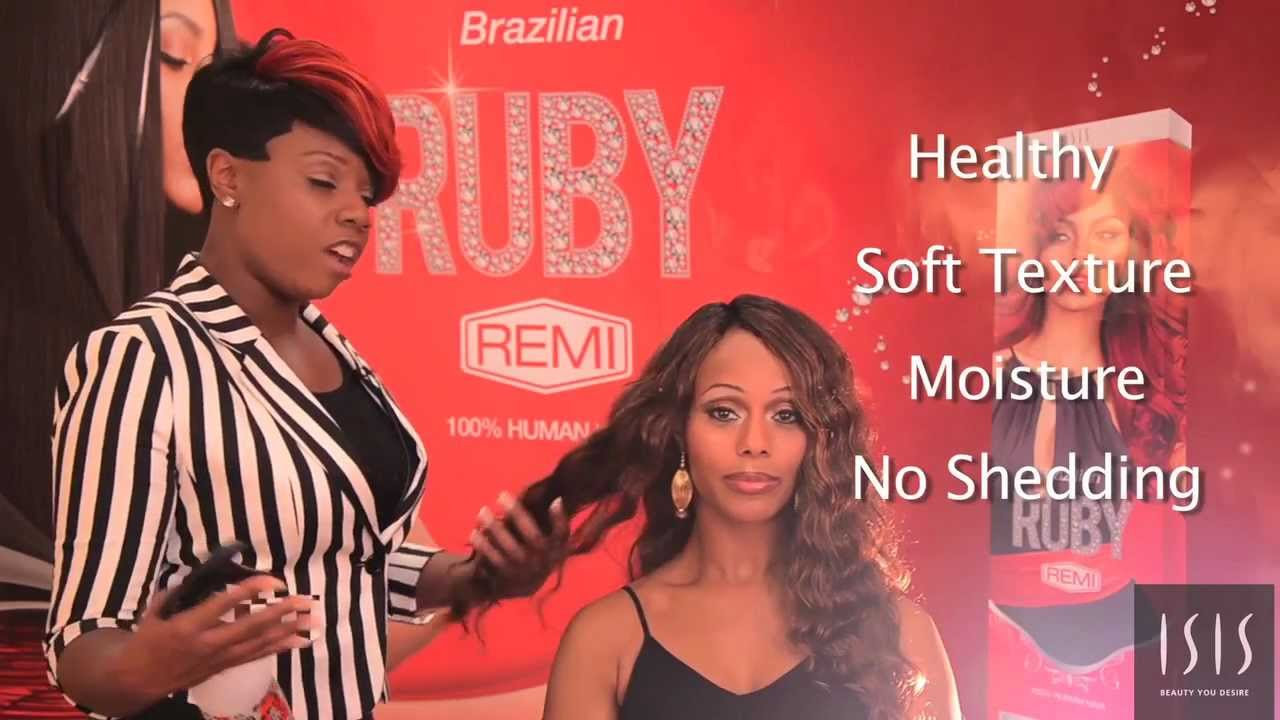 Isis Collections Official Brazilian Ruby Remi YouTube