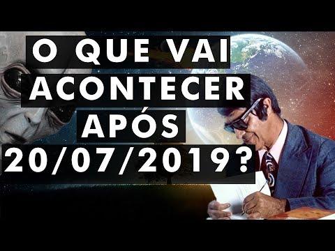 A DATA LIMITE: Chico Xavier, Brasil dividido em 4, 2019 - E SE FOR VERDADE?