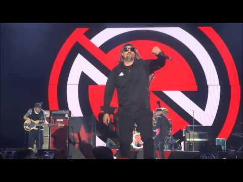 Prophets of Rage - Living on the 110 - KROQ Almost Acoustic Christmas The Forum 12/9/17