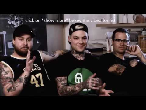 Punk Goes Pop compilation #7 bands/tracklist released! - Stick to Your Guns start new album
