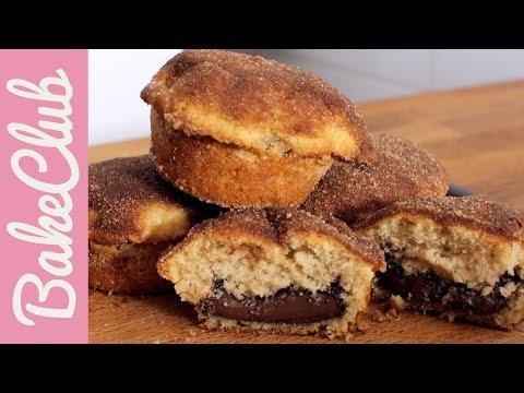 Nutella-Zimt-Muffins   BakeClub