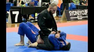 Sydney JJ - Second Gi Fight (100.5kg Weight Division)